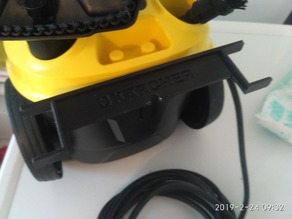 Cable holder for Karcher SC3