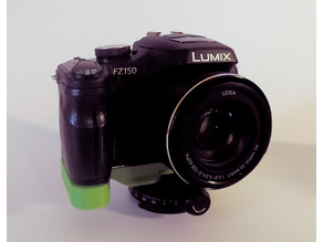 Grip for Panasonix Lumix DMC-FZ100, DMC-FZ150 Arca Swiss