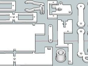 Plotclock 3mm