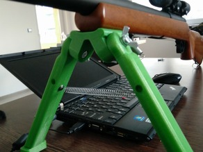 Bipod for Airsoft Zastava Varmint M70 Sniper Rifle