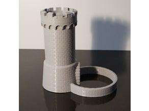 Castle Dice Tower