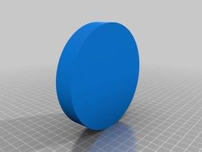 110x20 pipe endcap for vase mode