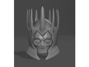 Eredin Helmet - Witcher 3