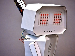Arduino Ninja Smarties Robot