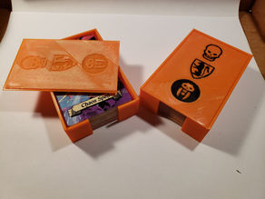HeroQuest Card Box