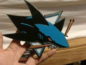 San Jose Sharks Logo (NHL)