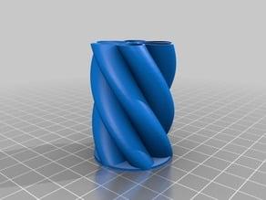 Spirograph Vase 6 holes