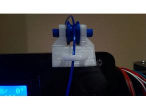 Anet A8 Filament Guide with Pulley