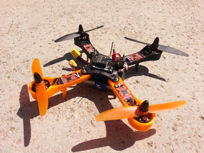 Mini Quadcopter Frame