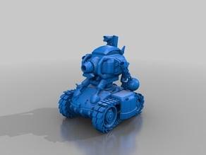 Metal Slug Tank V2