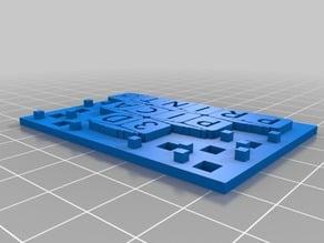 3D PICAPRINT LOGO