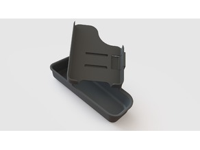 2015-2017 Dodge Charger Cell Phone Holder