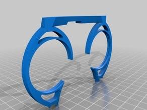 Oculus Rift CV1 Prescription Lens Adapter - VR Cover Regular Facial Interface