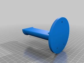 Spool Holder - Wall Mount (Both 1kg & 2.3kg sizes)