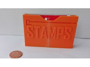 Stamp Book Holder
