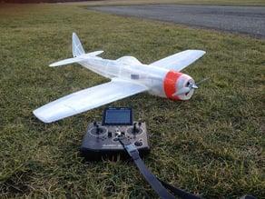 Thunderbolt battery holder, Slic3r version