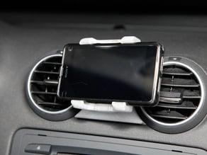 Audi A3/S3 Universal Phone Holder