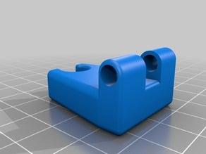 Logitech C270 hinge and mount for IKEA Jansjo