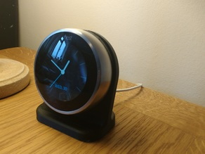 Nest (v3) thermostat stand