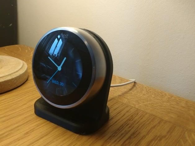 nest v3 thermostat stand by jrd3n thingiverse. Black Bedroom Furniture Sets. Home Design Ideas