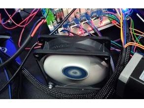 Predator Electronics 80mm Fan Adapter
