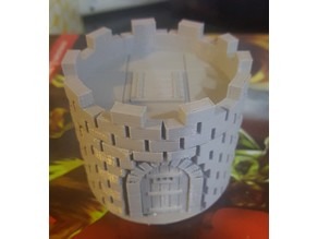 Guard Tower for D&D and RPGs