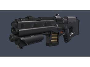 Star Citizen Electric Shotgun