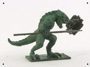 Lizardman 52mm