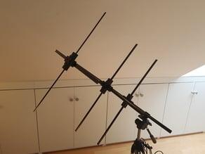 UHF Milsat Antenna foldable