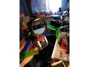 Gopro mount for GEPRC KX5 frame