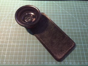 iPhone 6 Case Fitting for Olympus Fish-Eye Lens