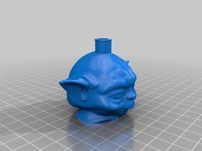 Yoda shisha mouth tip