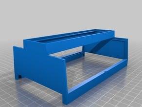 DIN rail 35mm mount enclosures