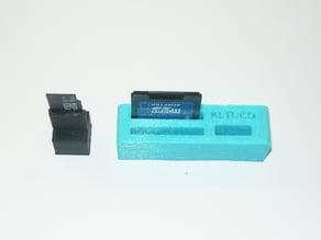 SD & MicroSD card holder