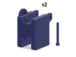 Anycubic I3 Mega Filament Sensor Holder v2 Improved