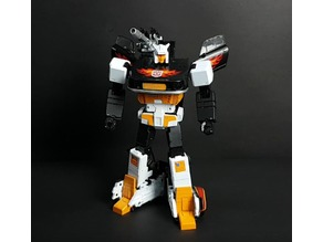 Transformers Collsville /  Jazzy targetmaster Mount