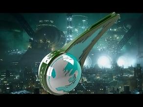 Final Fantasy 7 (FF7) Globe