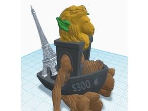 Ultimate 3D print
