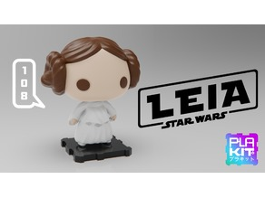 StarWars Princess Leia Organa [UPDATED]
