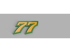 77 - Dominique Aegerter