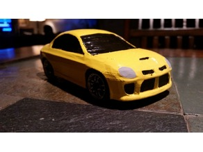XMODS Dodge Neon SRT-4 Body
