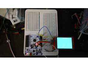 Another Nucleo-64 Breadboard