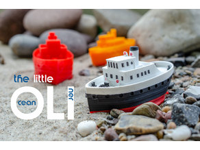OLI - the little Ocean Liner