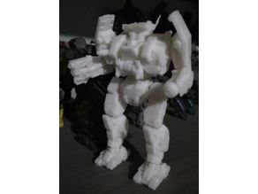 MWO - Charger (legs , arms split)