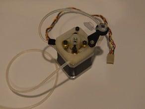 NEMA-17 Peristaltic Pump V2