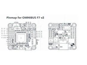 Omnibus F7 V2 Flight Controller Case