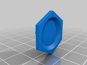 Hexagon Spinner Cap
