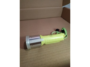 Dive Torch Light Diffuser