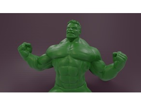Hulk Sculpt (Check Description)