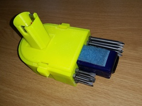 Ryobi HCD-12 lipo battery pack adapter